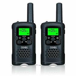 1 pair UOKOO Walkie Talkies For Kids 22 Channel 3 Miles 2 Wa