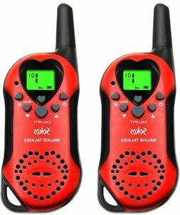1 pair SOKOS Walkie Talkies For Kids 22 Channel Up To 3 Mile