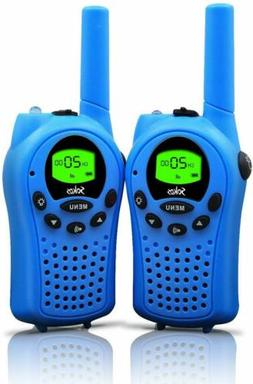 1 pair SOKOS Walkie Talkies For Kids 22 Channel 3 Miles 2 Wa