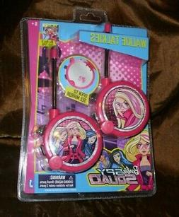 Barbie 10035 Geo Pop Walkie Talkies