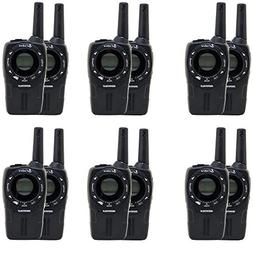 12 COBRA CXT225 MicroTalk 20 Mile GMRS/FRS 22 Channel 2-Way