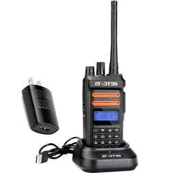 12XRetevis H777 2Way Radio UHF 16CH VOX CTCSS/DCS Walkie Tal