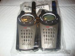 2 NEW Cobra Micro Talk Walkie Talkie PR3850WXC & FREE SHIPPI