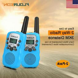 2 Pack 22 Channel Walkie Talkies UHF 462-467MHz Two-Way Radi