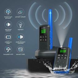 2-Way Radios Walkie Talkies 2662 Channel 32 Miles Rechargeab