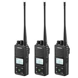 2 Ways Radio Long Range Samcom FPCN10A GMRS Walkie Talkie 20