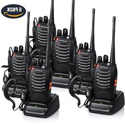 Walkie Talkies Rechargeable Long Range for Adults, UHF FRS/G