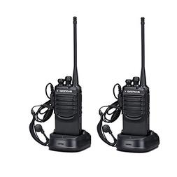 Walkie Talkies with Earpieces Baofeng BF-888SA   Long Range
