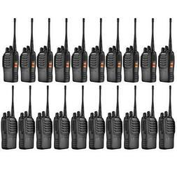 20x Baofeng BF-888S 5W Two-way Radio UHF 400-470MHz Handheld
