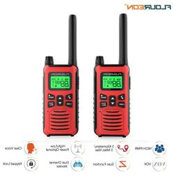 22CH Walkie Talkies FRS/GMRS 462-467MHZ Two Way Radio Interp