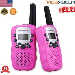 22 Channel 2-Way Radio Twin Walkie Talkies UHF462-467MHZ 3Km