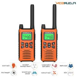 FLOUREON 22 Channel FC200 Twins Walkie Talkies Two Way Radio