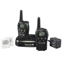 22-Channel Scan GMRS with 24-Mile Range Walkie Talkie 2 Way