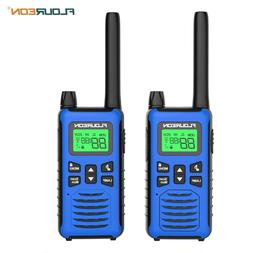 FLOUREON 22 Channel Twins Walkie Talkies FRS/GMRS 462-467MHZ