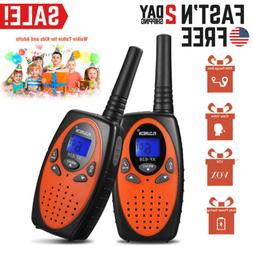 22 Channel Walkie Talkies FRS/GMRS 462-467MHZ Two-Way Radio