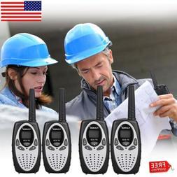 22ch 4 pack walkie talkies uhf 2