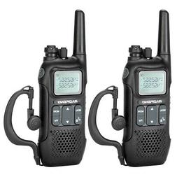 2PCS Baofeng BF-R5 FRS 99CH Walkie Talkie UHF CTCSS Portable