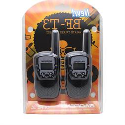 2Pcs BaoFeng BF-T3 Walkie Talkies UHF for Kids 22 Channels T