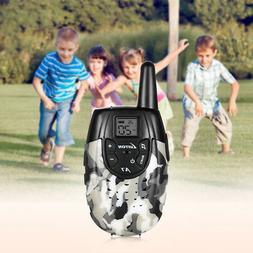 2Pcs Luiton A7 Kids Walkie Talkie Children Handheld Electron