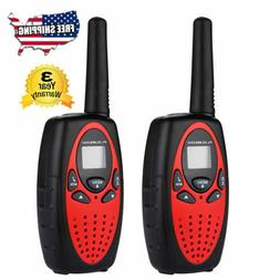 2x 22Channel Walkie Talkies UHF462-467MHz Two-Way Radio 5KM