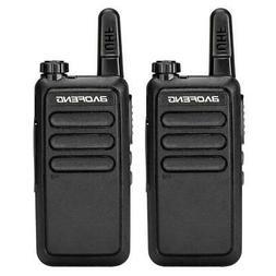 2x Baofeng BF-R5 Walkie Talkies Long Range FM UHF 400-470Mhz