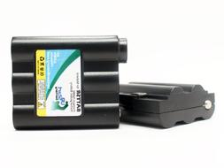 2x Pack - Midland GXT710 Battery - Replacement for Midland B