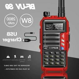 2019BaoFeng UV-S9 Powerful Walkie Talkie CB Radio Transceive
