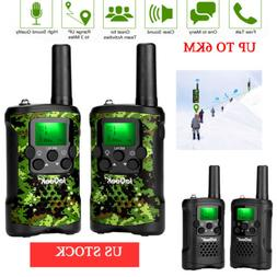 2X Walkie Talkie Sets Kids Long Range 6KM Two Way Radio 22 C