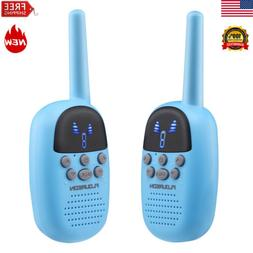 2x Walkie Talkies 9 Channel FRS/GMRS 462-467MHZ Two Way Radi
