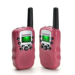 2x Baofeng Walkie Talkies FRS/GMRS 22 Channel 2 Way Radio To