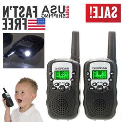 2x Wireless Baofeng Kids Child Long Range Walkie Talkie Set