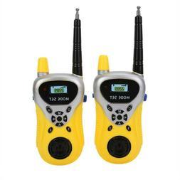2xMini Children Walkie Talkies Electronic Radio Interphone K