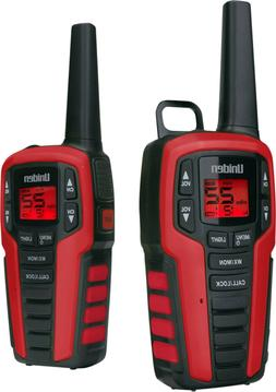Uniden 32-mile 2-way Frs And Gmrs Radios  Walkie Talkie