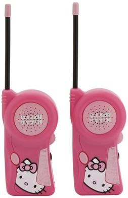 Walkie Talkie 33409 Sanrio Hello Kitty