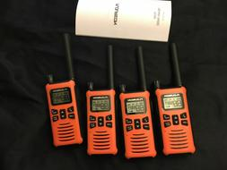 4 pack Two Way Radios Walkie Talkies for Children Rechargeab