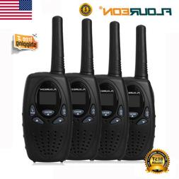 4 Pack Walkie Talkies UHF462-467MHz 2-Way Radio 3KM stay in