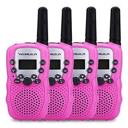 floureon Kids Walkie Talkies Two Way Radios 22 Channel 3000M