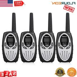 4x 22ch walkie talkies uhf 462 467mhz