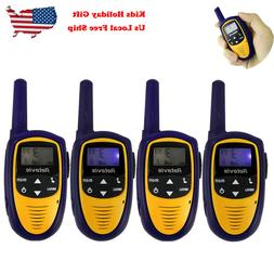 4x Retevis Kids Walkie Talkies RT31 UHF 22CH 0.5W VOX LCD Di