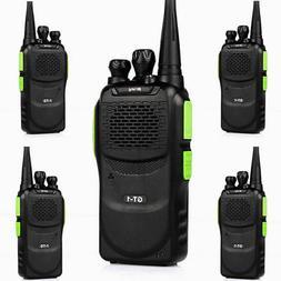 1x Baofeng GT-1 UHF 400-470MHz 5W 16CH FM Two-way Ham Radio