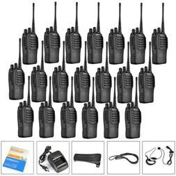 50PCS Baofeng BF-888S Two-Way Radio UHF 400-470MHZ Walkie Ta