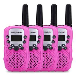 6 PCS Walkie Talkie 2 Two Way Radio Handheld Long Range Mari