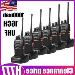 Retevis H777 Walkie Talkies UHF 5W 16CH CTCSS/DCS two Way Ra