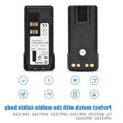 7.4V 2600mAh Walkie-Talkie Li-ion Battery Case Accessories P