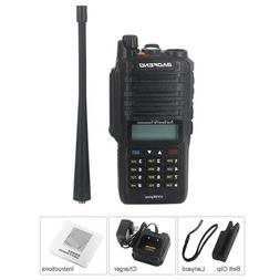 8W Upgrade Version Two Way Radio VHF UHF Walkie Talkie for C