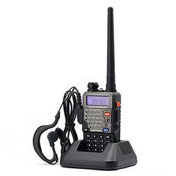 BaoFeng UV-5R+/UV5R Plus Dual-Band 136-174/400-480 MHz FM Ha