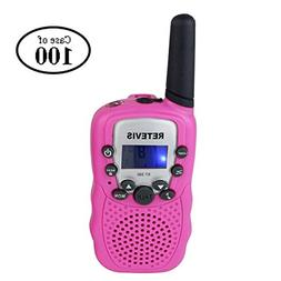Case of 100 ,Retevis RT-388 462.5625-467.7250MHz Portable Wa