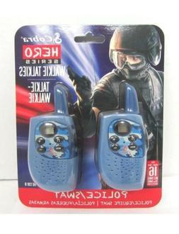 Cobra - Hero Series 22-channel Frs 2-way Radios  - Blue
