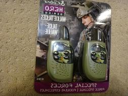 Cobra - Hero Series 22-channel Frs 2-way Radios  - Green