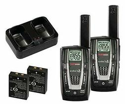 Cobra Walkie-Talkie microTalk CXR725 27-Mile 22-Channel Two-
